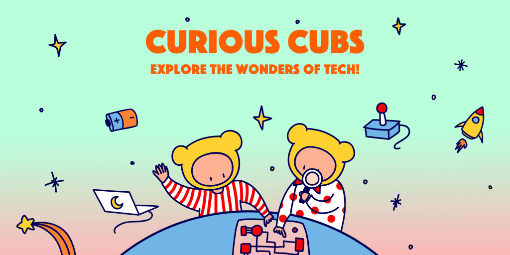 Curious Cubs: Explore the Wonders of Tech
